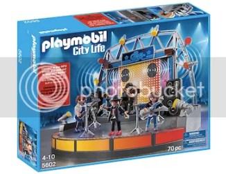 PLAYMOBIL PopStars Stage