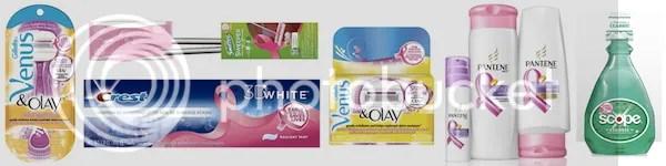 Pink products #PGBestDefense