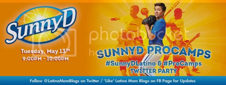 #SunnyDLatino #ProCamps