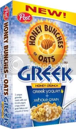 Honey Bunches GREEK YOGURT
