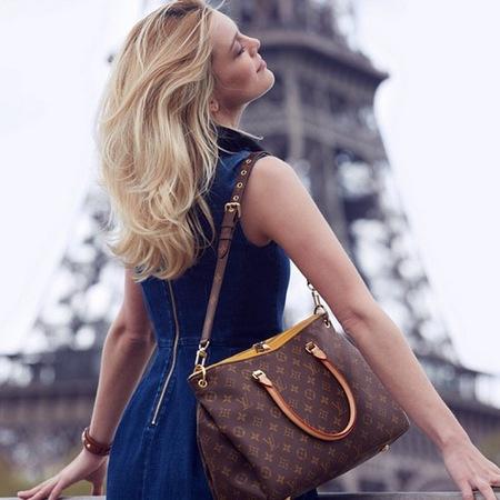 Louis Vuitton new Pallas handbag
