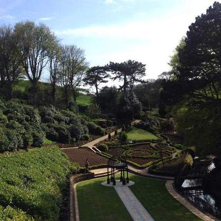 Raithwaite Estate garden - Yorkshire travel review - Whitby travel review - hotel review - travel ideas - handbag.com