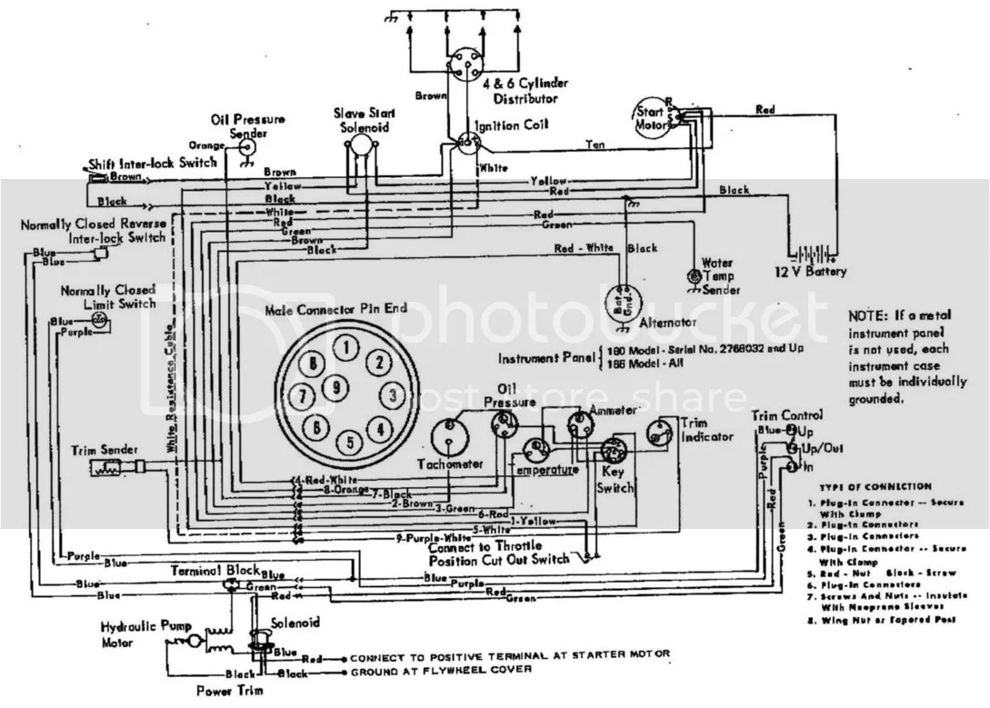 Boat Lighting Wiring Diagram