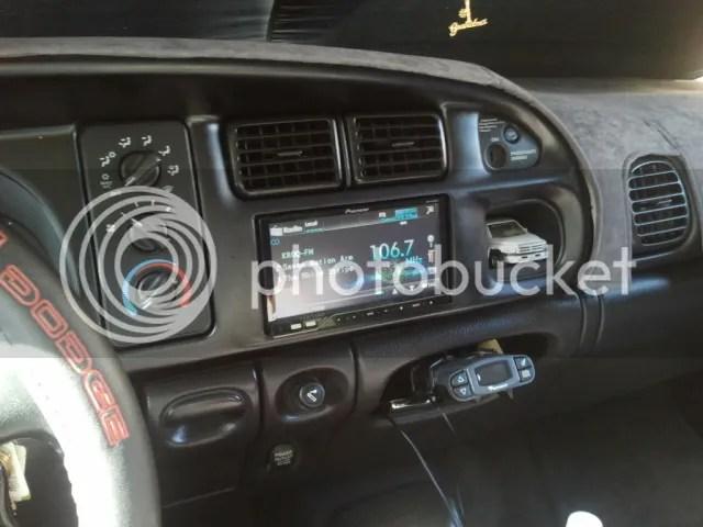Radio 1998 Dodge Ram