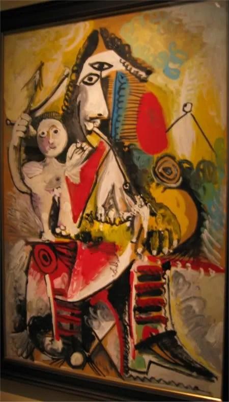 Citaten Picasso : Picasso in den haag argusvlinder
