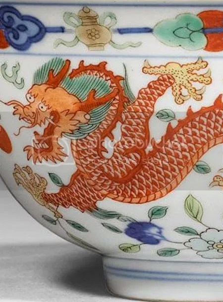 photo DragonAndPhoenixBowlChinaDaoguangMarkAndPeriod1820-1850Detail.jpg