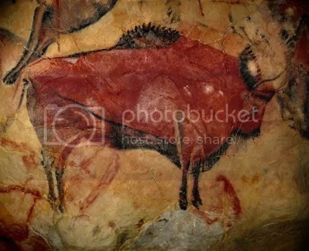 photo AltamiraPaintingOfABison35000To13000YearsAgo.jpg