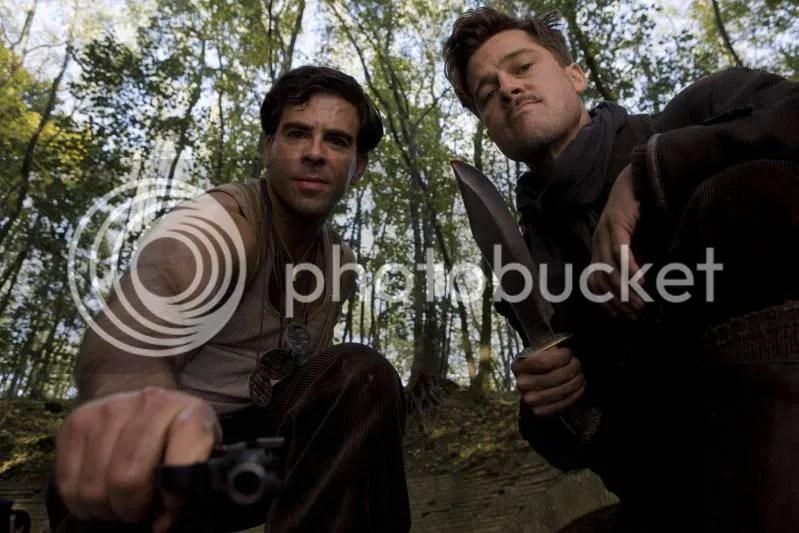 Eli Roth şi Brad Pitt