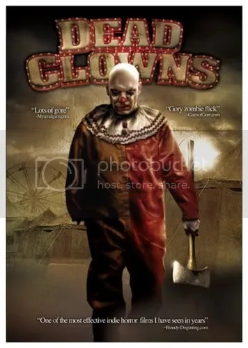 Technically, they're UNdead clowns