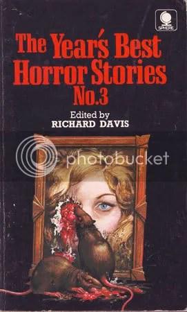 Richard Davis - Years Best Horror 3