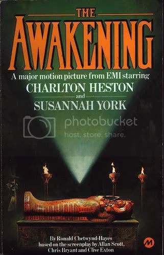 R. Chetwynd-Hayes - The Awakening