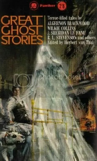 Van Thal Great Ghost Stories, 1964 edn.