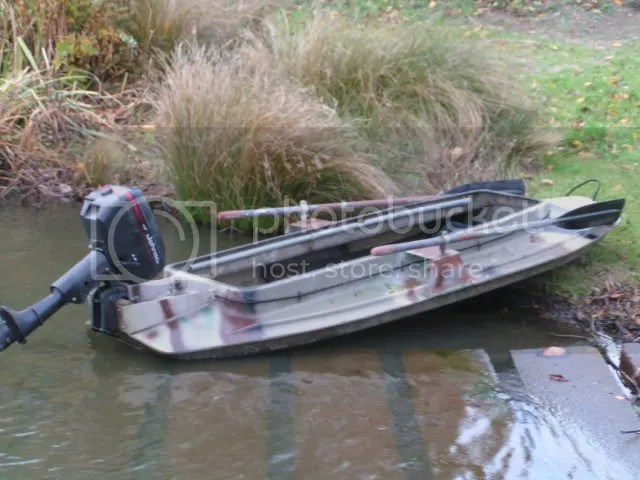 Waterfowl Boats, Blinds Etc