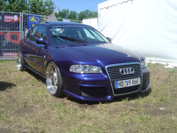 The B5 to B6, it can be done! Cant it? - AudiForums.com