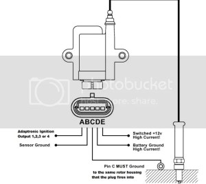 How to wire aem smart coils to e6k  AusRotary