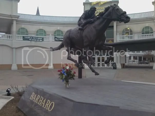 Image from Kentucky Derby facebook page