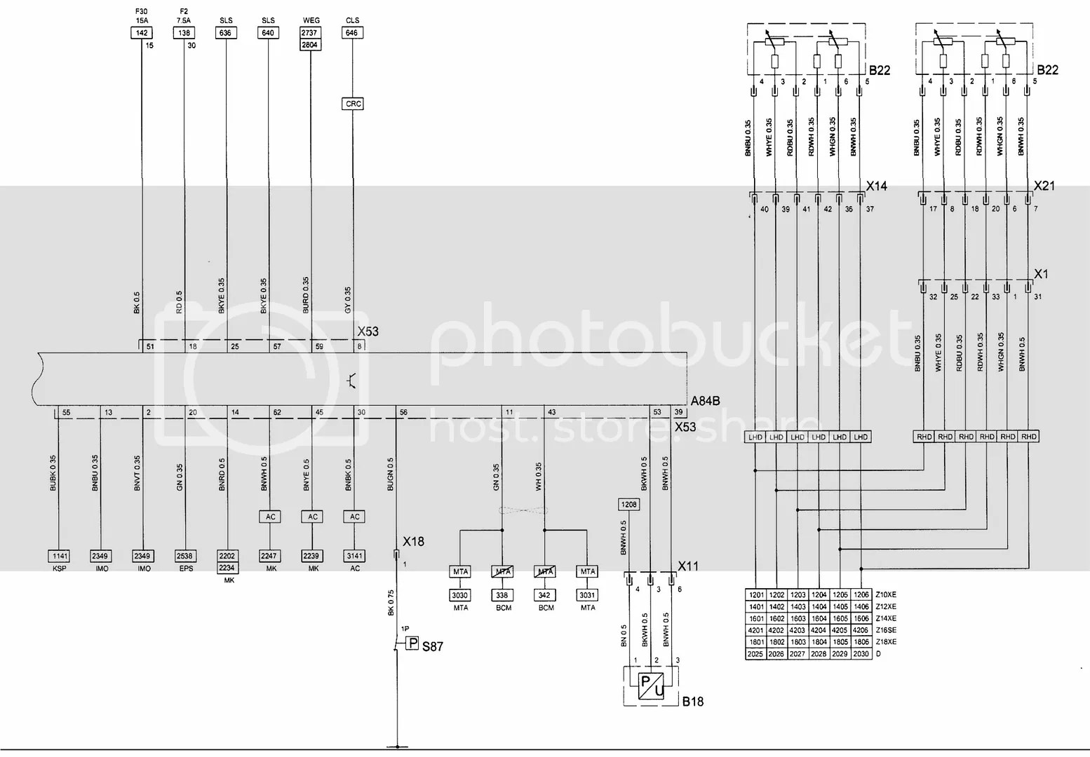 Opel Vectra C Fuse Box Diagram | Wiring Liry on