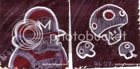Mario Mushroom Combo - Rez