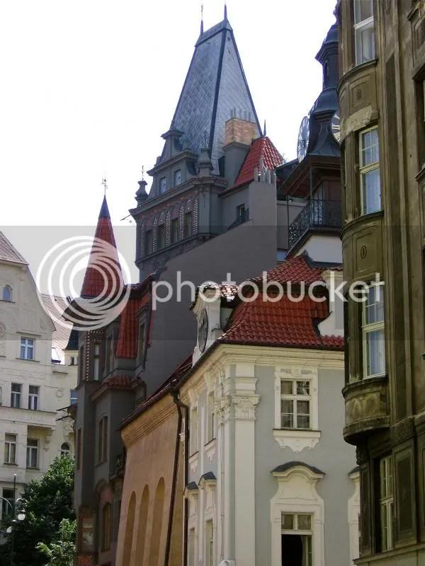 A to Z Abroad: Jewish Quarter (Prague) (1/6)