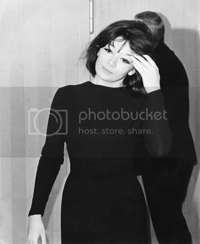 Greco Black Dress