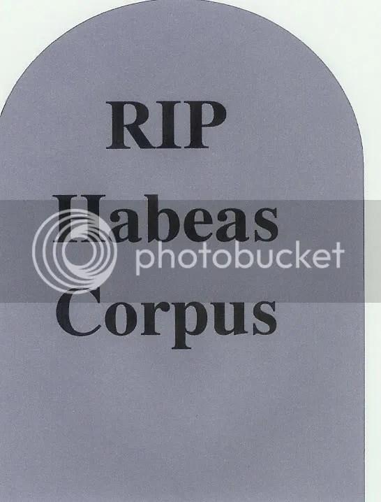 Habeas tombstone