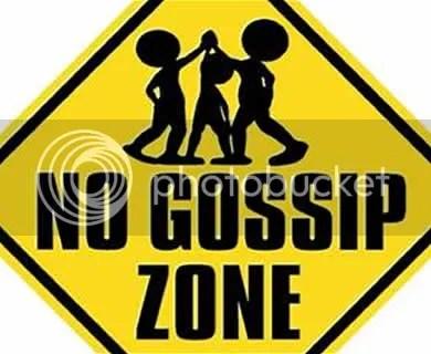 No Gossip Image