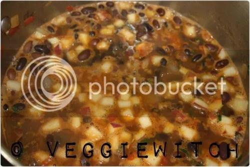 Berbere Beans