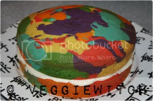 Mosaicupcakes Batter