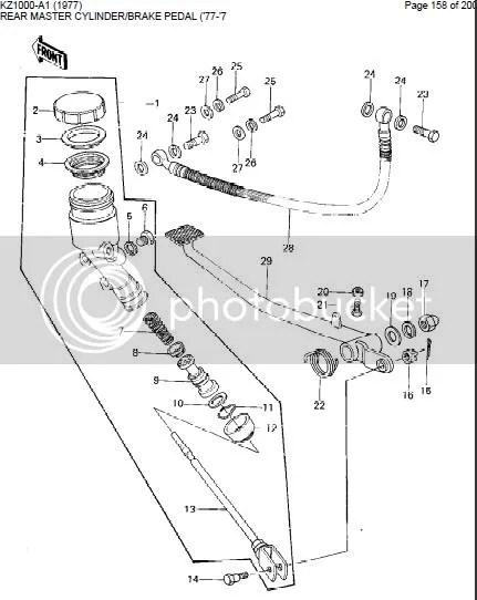 Kawasaki Kz1000 Parts Diagram   hobbiesxstyle