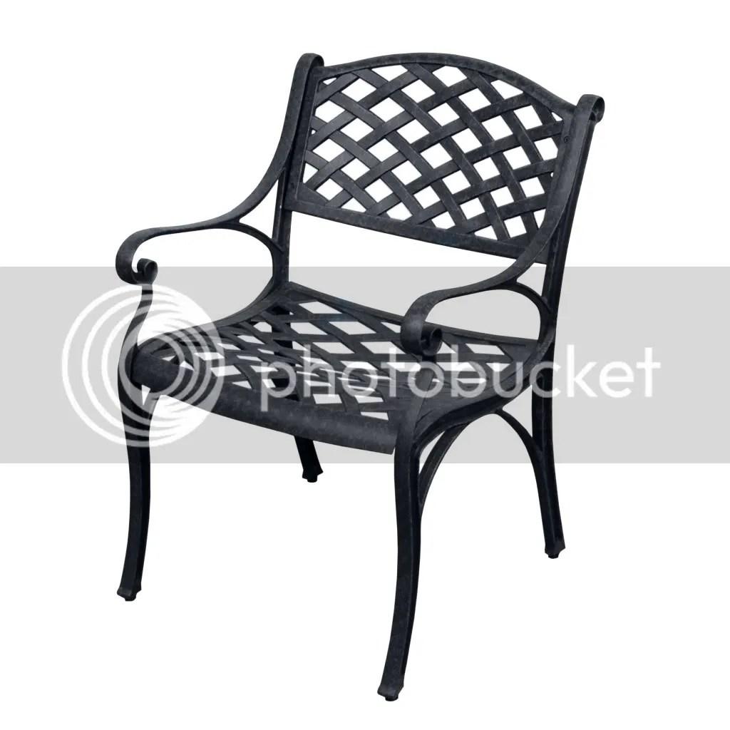 Cast Aluminum Furniture Patio