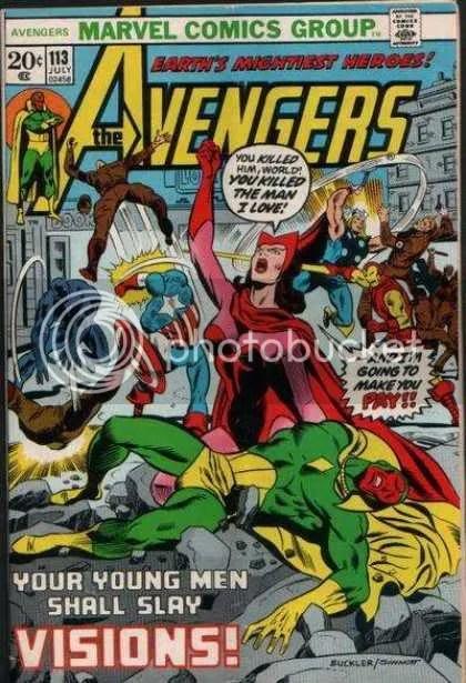 Exhibt E: Avengers 113