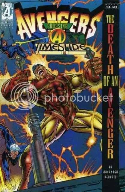 Exhibit H: Avengers # 395
