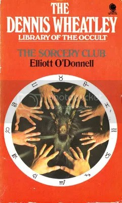 Elliott ODonnell - The Sorcery Club