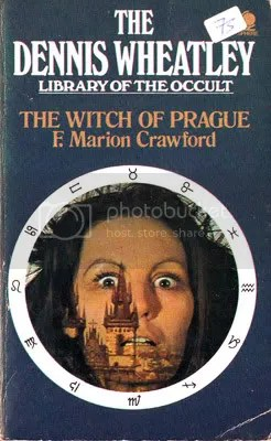 F. Marion Crawford - Witch Of Prague