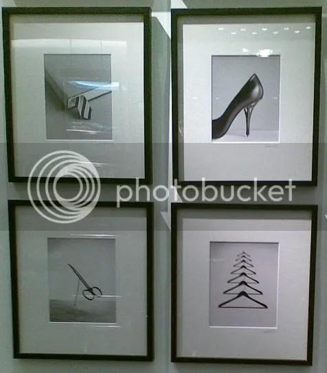 Marcapáginas de corbata, tacón de torre Eiffel, avión de tijera, abeto de Navidad de perchas