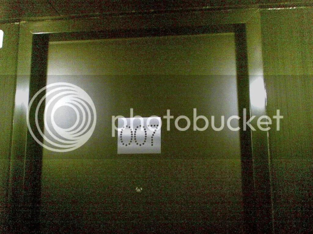 La habitación 007