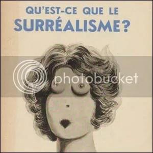 Qué es el surrealismo, 1934