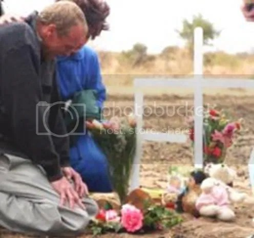 Tears of Genocide in South Africa
