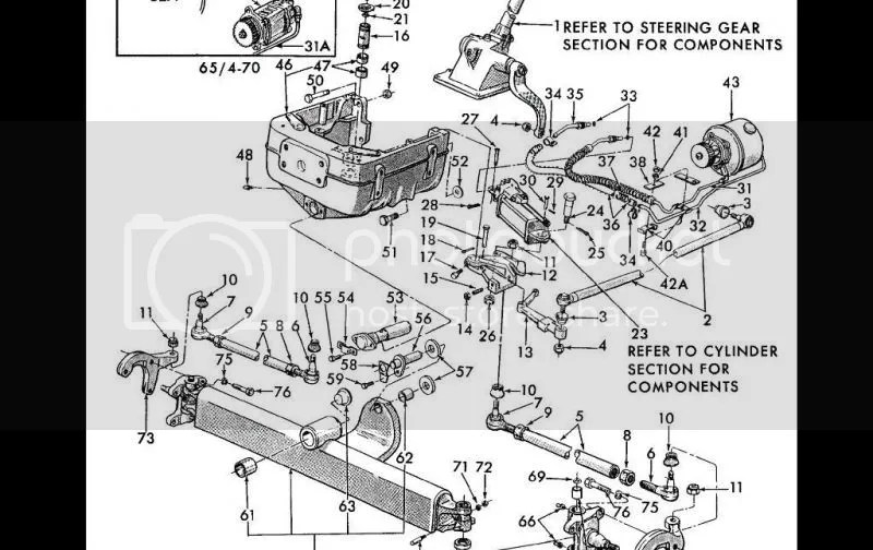 5610 Ford Tractor Parts Diagram : Ford wiring diagram diagrams image free