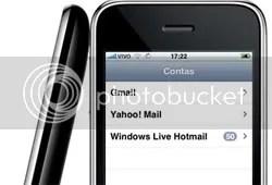 Hotmail com acesso pop3