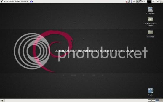 Debian Desktop