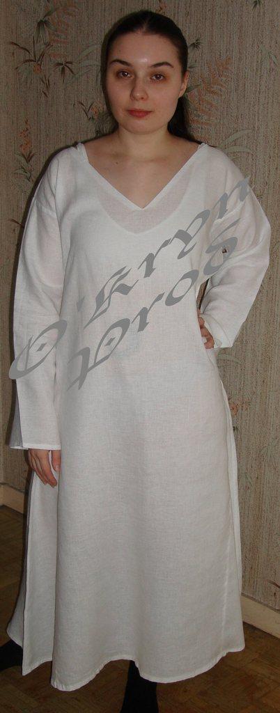chainse robe médiévale