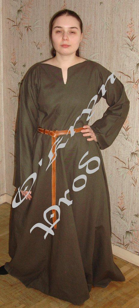bliaud robe médiévale