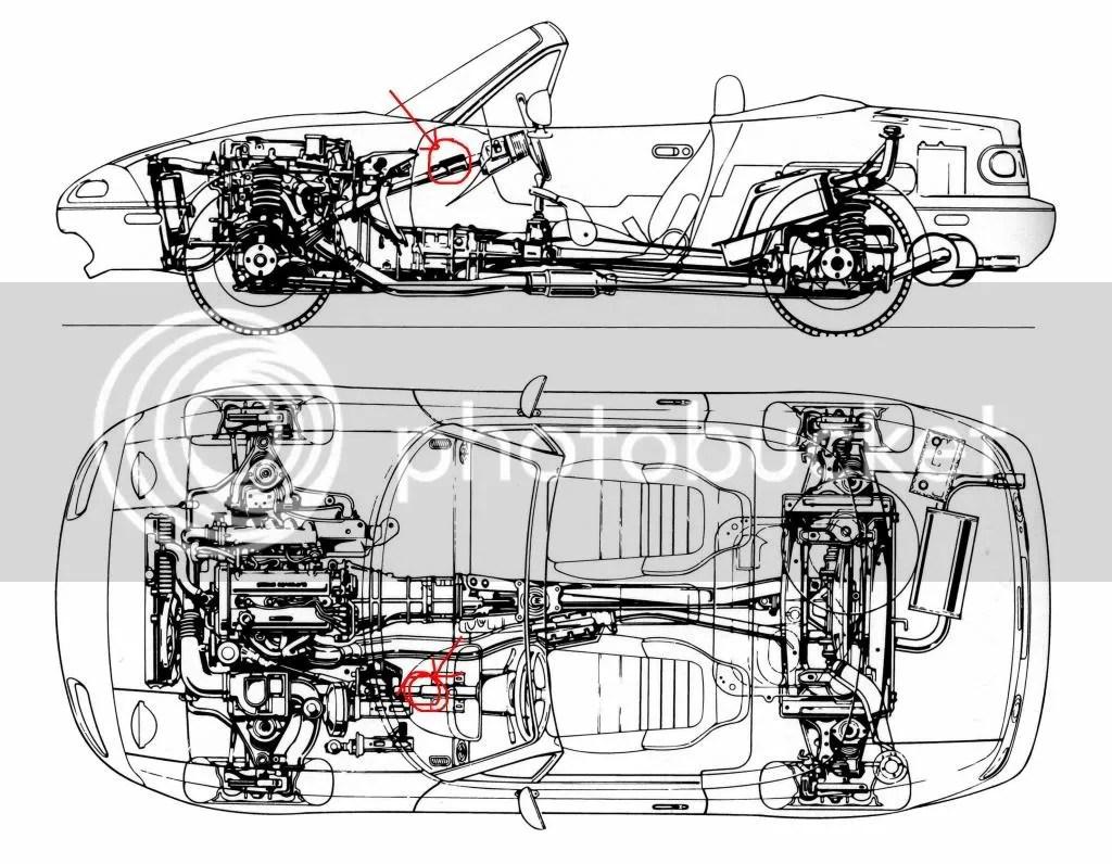 Miata Airbag Light Flashes 5 Times
