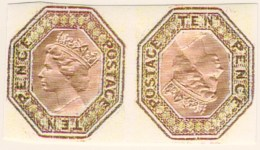 Gerald King - Elizatoria Great Britain - Catalog no. 22