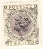 Gerald King - Elizatoria Great Britain - Catalog no. 40