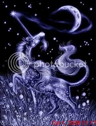 Purple Unicorn Image