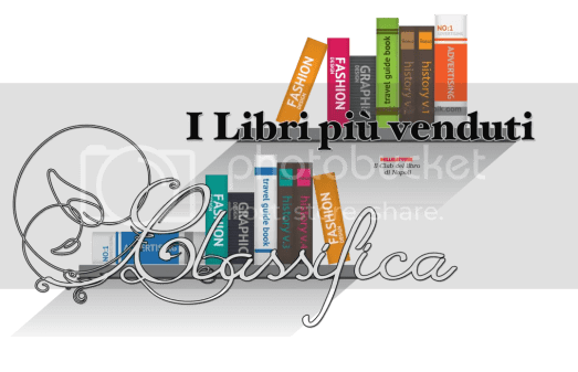 I libri più venduti, classifica