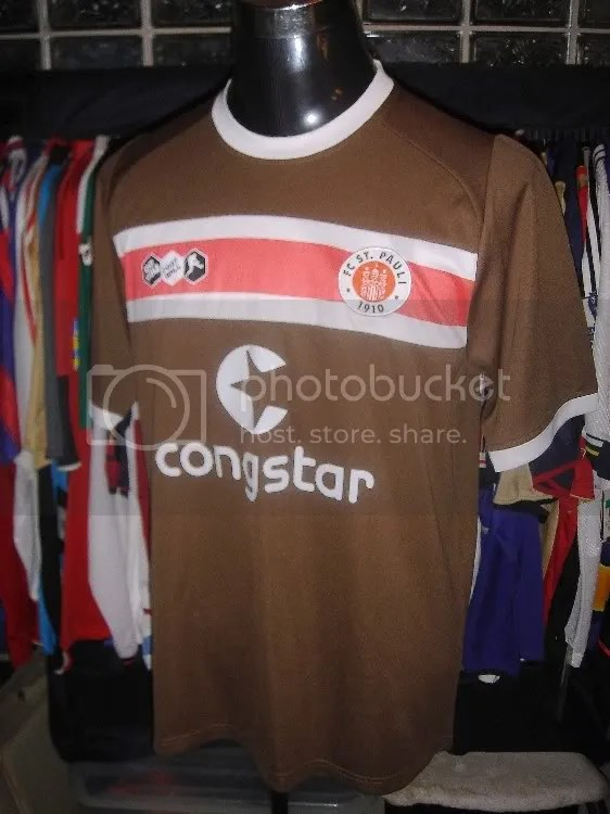 FC St. Pauli Do You Football 2009/10 Home Kit Leak