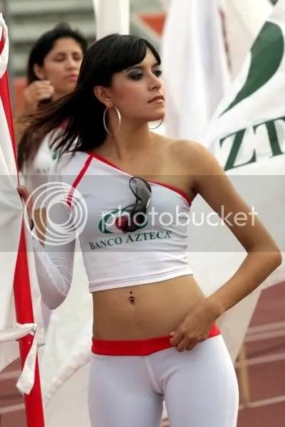 Soccer Babes Mexican Primera Week 15 Soccer Cheerleaders Porristas